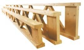 Allegheny structural components for Open web floor joists